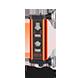 Mašinų valdymo sistemos imtuvas FMR 800