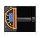Lazerio spindulio imtuvas FR 77-MM