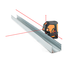Taškinis lazeris