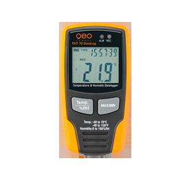 Drėgmės ir temperatūros duomenų kaupiklis FHT 70