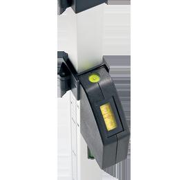 Liniuotė lazeriniam nivelyrui Laser Easyfix 5m