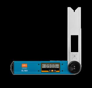 Skaitmeninis kampų matuoklis EL823