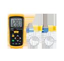 Termoporiniai skaitmeniniai termometrai